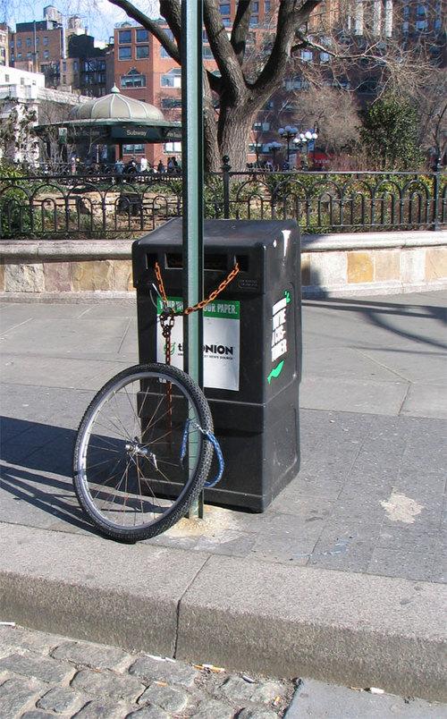 Have Wheel: Need Bike